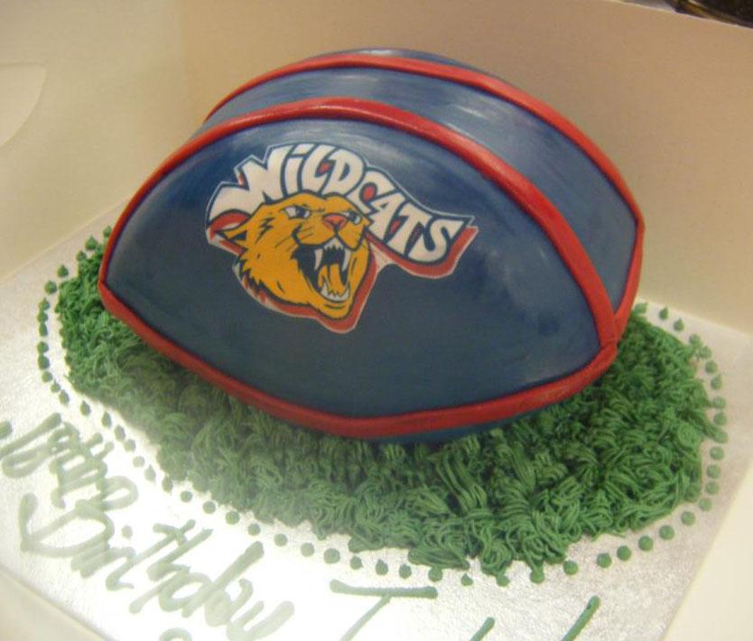 Edible topper wildcats02