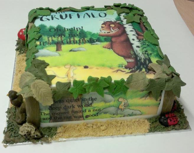 Gruffalo Birthday Cake Asda